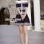 Seoul Secret Say's... Chic Stripy Knitty Dress thumbnail 8
