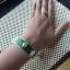 เลสข้อมือ หลวงพ่อฟู วัดบางสมัคร รุ่นโสธรทรัพย์เฟื่องฟู เนื้อเงินลงยาสีเขียว (เขียวเหนี่ยวทรัพย์) Line:@0611859199n thumbnail 8