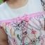 5 Size= XL,2XL,3XL,4XL,5XL ชุดเดรสสาวอวบ++ ชุดเดรสผ้าบุชเชอร์ ทอลายดอก คาดอกติดโบว์ สีชมพู ผ้าเนื้อดีมากหนา thumbnail 16