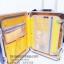 กระเป๋าเดินทางสีน้ำเงิน รุ่นขอบอลูมิเนียม Ultra Light ไซส์ 20 นิ้ว thumbnail 6