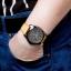 Seiko Chronograph SNDD Black (สาย Stainlss) SNDD69P สายหนัง thumbnail 8