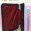 กระเป๋าเดินทาง PC คันชักคู่ 4ล้อลาก สีชมพู ขอบฟ้า ไซส์ 24 นิ้ว thumbnail 6