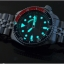 นาฬิกา Seiko Automatic Pepsi Diver Watch 200m SKX009K Jubilee Strap thumbnail 5
