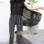 Stylish Stripe Pants Cami Spritty Set thumbnail 3