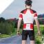 **สินค้าพรีออเดอร์**ชุดจักรยานคุณภาพดี Lambda (เสื้อแขนสั้น + กางเกงปั่นจักรยาน) thumbnail 9