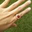 แหวนถมทอง ลายสุโขทัย แบบฝังพลอย thumbnail 3