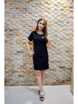 พร้อมส่งชุดดำ Size XL ราคา 248฿ XL910-C