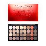 Makeup Revolution (MUR) - Eyeshadow Palette Flawless Matte 2