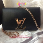 Louis vuitton Clutch สีดำ