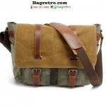 กระเป๋าสะพาย MUCHUAN 16940 สีเขียว