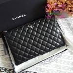 Chanel clutch งานHiend 1:1 หนังแท้ หนังCaviar งานเนี๊ยบสวยเป๊ะ