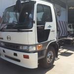 รถบรรทุก6ล้อ HINO รุ่น FC เครื่องยนต์ 170-195HP สั่งประกอบได้ตามงบประมาณ เอกนีโอทรัคส์ 086-7655500