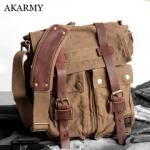 กระเป๋าผู้ชายสะพายข้างAKARMY 552