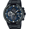 Casio Edifice Chronograph All Black Sport Watch รุ่น EFR-544BK-1A2V