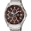 Casio EDIFICE MULTI-HAND รุ่น EF-334D-5AV
