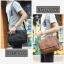 LT11-Brown กระเป๋าสะพายข้าง หนัง PU สีน้ำตาล thumbnail 20