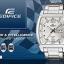 Casio Edifice รุ่น EFR-100D-7AVDF thumbnail 4