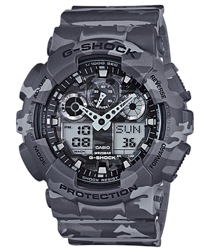 Casio G-Shock Limited Standard Analog-digital รุ่น GA-100CM-8A