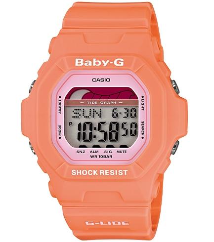 Casio Baby-G รุ่น BLX-5600-4DR