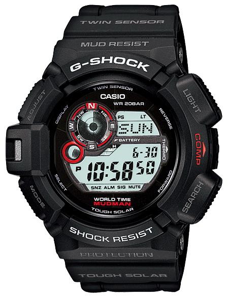 Casio G-Shock Mudman G-9300-1DR