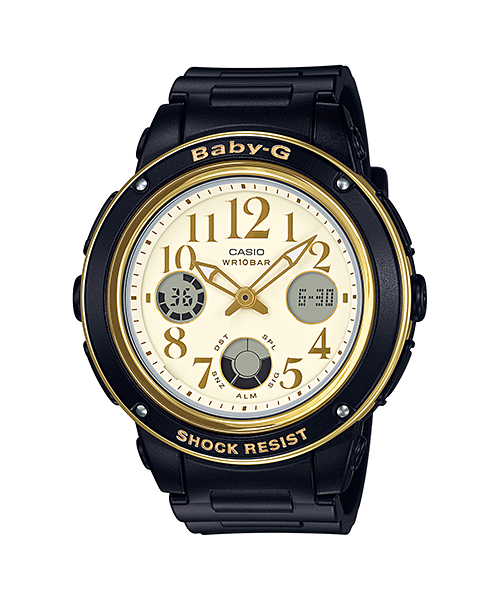 Casio BABY-G STANDARD ANALOG-DIGITAL รุ่น BGA-150EF-1B