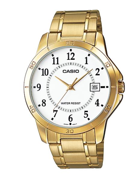 CASIO Analog - Gent's รุ่น MTP-V004G-7B |