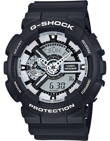 Casio G-Shock รุ่น GA-110BW-1A
