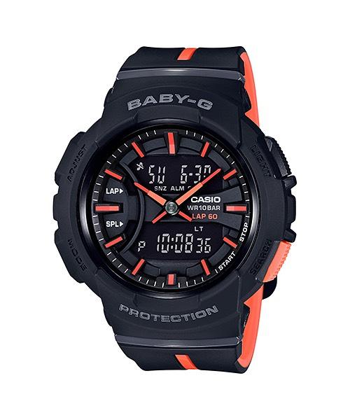 Casio Baby-G FOR RUNNING SERIES รุ่น BGA-240L-1A