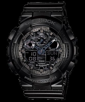 Casio G-Shock รุ่น GA-100CF-1A