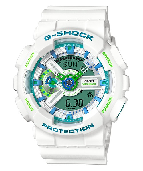 Casio G-Shock Special Color Models รุ่น GA-110WG-7A