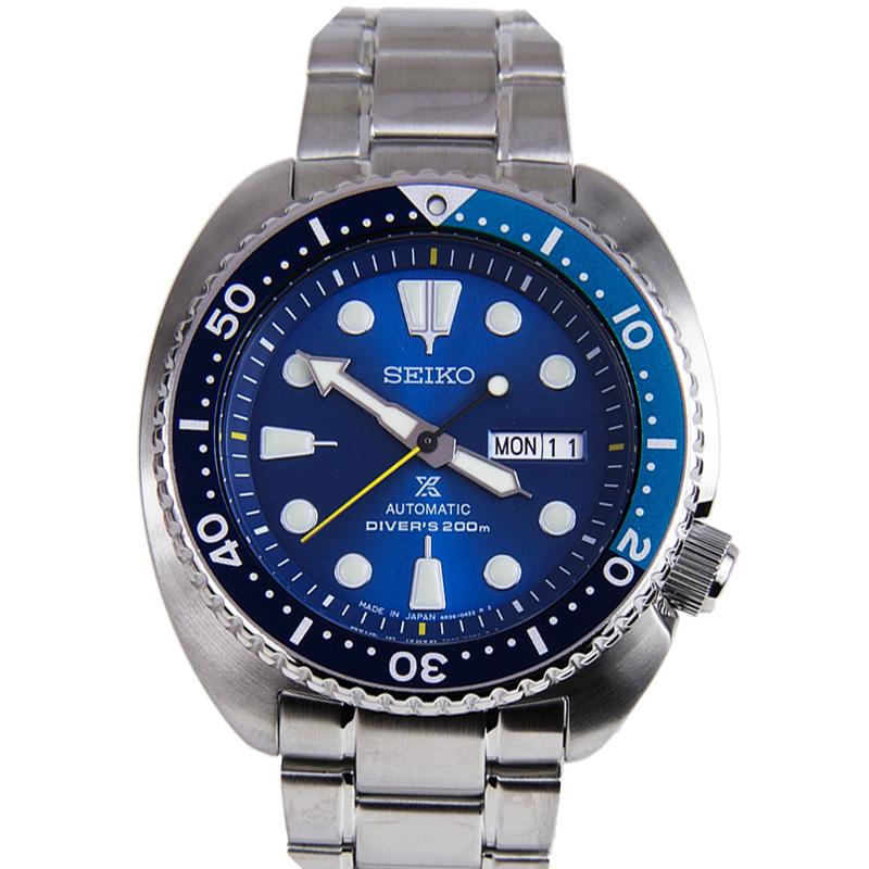 นาฬิกา SEIKO Blue Lagoon PEPSI Automatic JAPAN SRPB11