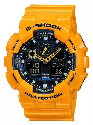 Casio G-Shock รุ่น GA-100A-9ADR