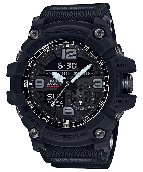 Casio G-Shock 35th Anniversary Big Bang Black Watch Collection รุ่น GG-1035A-1A