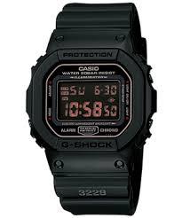 Casio G-shock รุ่น DW-5600MS-1DR