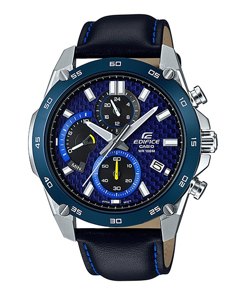 Casio EDIFICE CHRONOGRAPH รุ่น EFR-557BL-2A