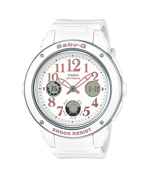 Casio BABY-G STANDARD ANALOG-DIGITAL รุ่น BGA-150EF-7B