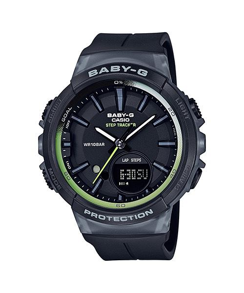 Casio Baby-G FOR RUNNING SERIES (ซีรีย์เพื่อนักวิ่ง) รุ่น BGS-100-1A
