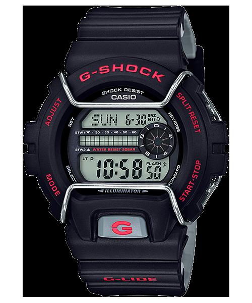 Casio G-Shock G-LIDE Winter 2016 GLS-6900 SERIES รุ่น GLS-6900-1