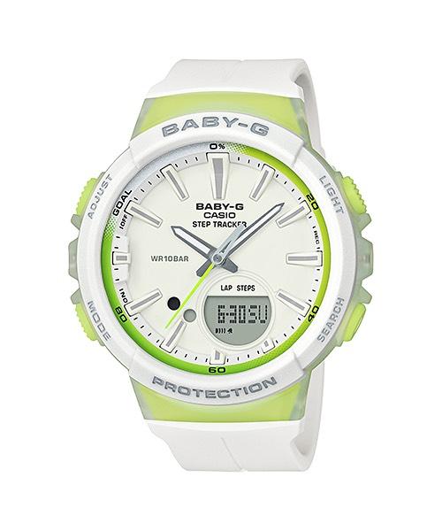 Casio Baby-G FOR RUNNING SERIES (ซีรีย์เพื่อนักวิ่ง) รุ่น BGS-100-7A2