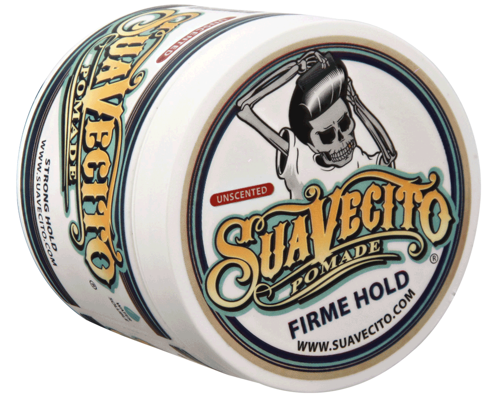 Suavecito Pomade (Firme Hold) UNSCENTED *FREE EMS