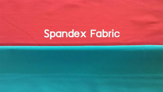 ผ้าSpandex ที่ใช้ผลิตชุดรัดกล้ามเนื้อ