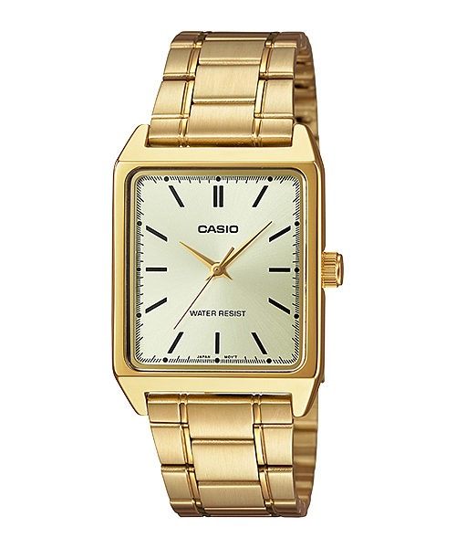 CASIO Standard Analog Men's Watch รุ่น MTP-V007G-9E