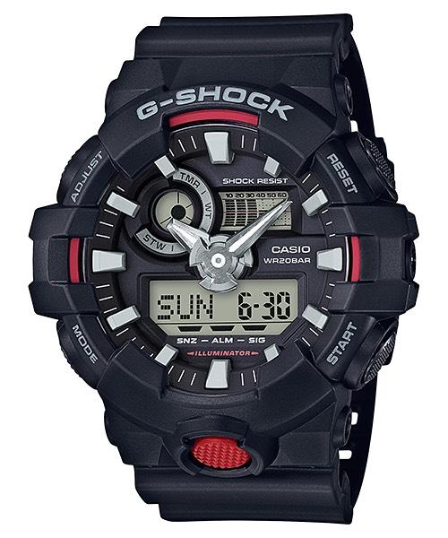 Casio G-Shock Standard ANALOG-DIGITAL รุ่น GA-700-1A