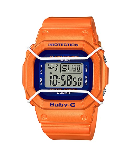 Casio Baby-G BGD-501FS Vivid Fashion color series รุ่น BGD-501FS-4