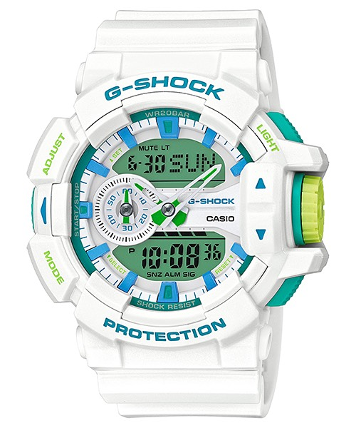 Casio G-Shock Special Color Models รุ่น GA-400WG-7A