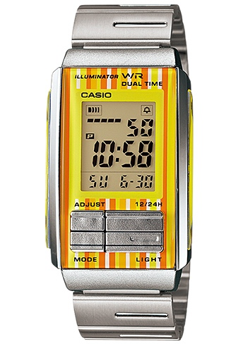 Casio Futurist รุ่น LA-201W-9CDF
