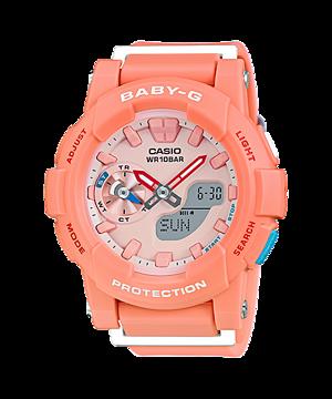 Casio BABY-G รุ่น BGA-185-4A (NEW Baby-G Pastel)