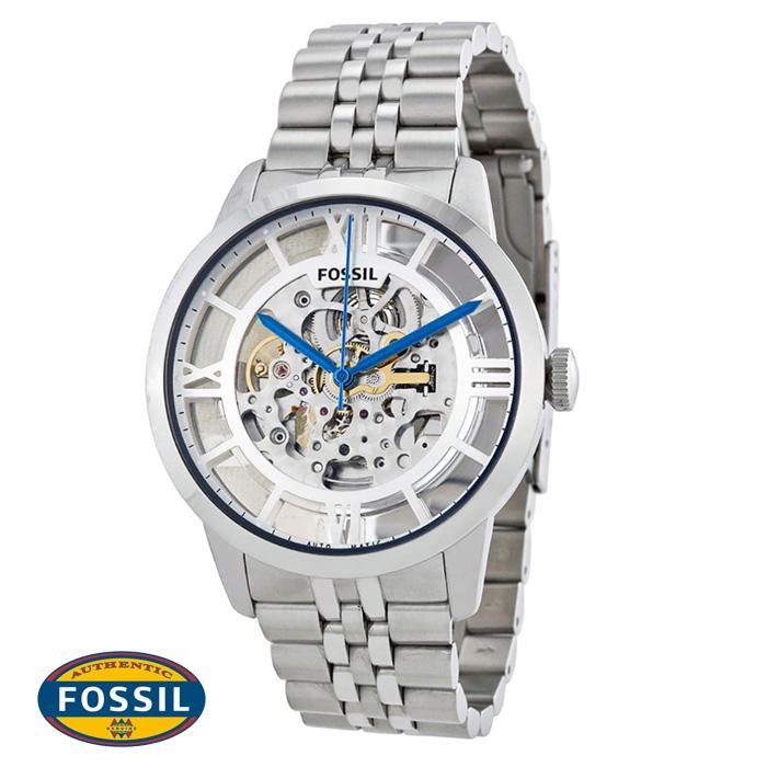 นาฬิกา FOSSIL ME3044 Men Watch Automatic Movement Stainless Strap 44 mm