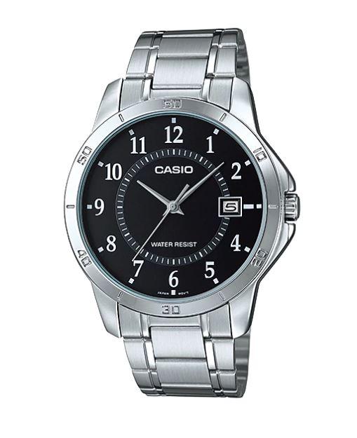 CASIO Analog - Gent's รุ่น MTP-V004D-1B