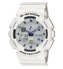 Casio G-Shock รุ่น GA-100A-7ADR
